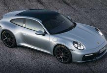 Porsche 911 wagon