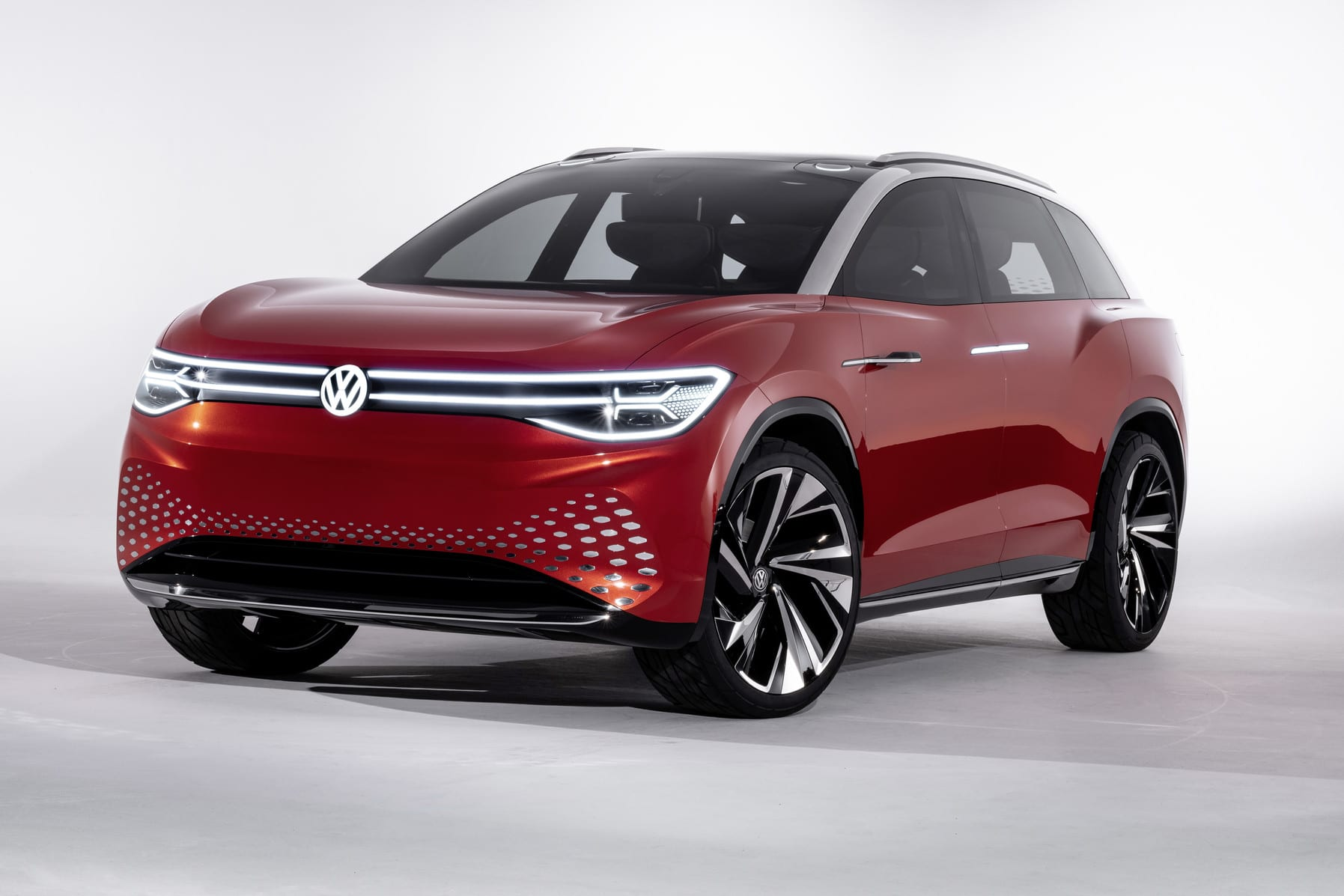 Volkswagen ID. ROOMZZ Electric SUV