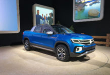 Volkswagen Tarok pickup concept