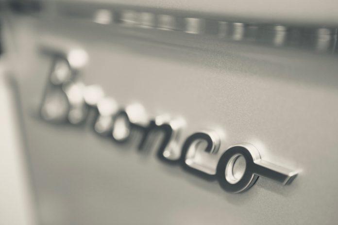 Zero Labs Electric Ford Bronco