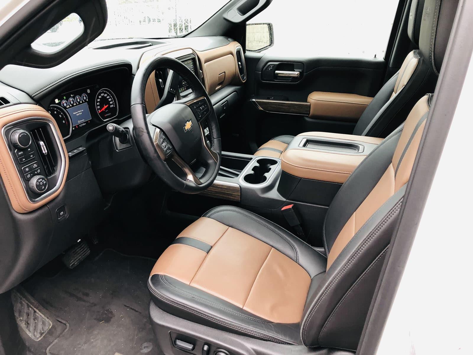 2019 Chevrolet Silverado 1500 - Photo: Matt St-Pierre