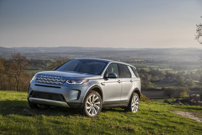 2020 Land Rover Discovery Is Built On The New Architecture >> Here S The New 2020 Land Rover Discovery Sport Motor