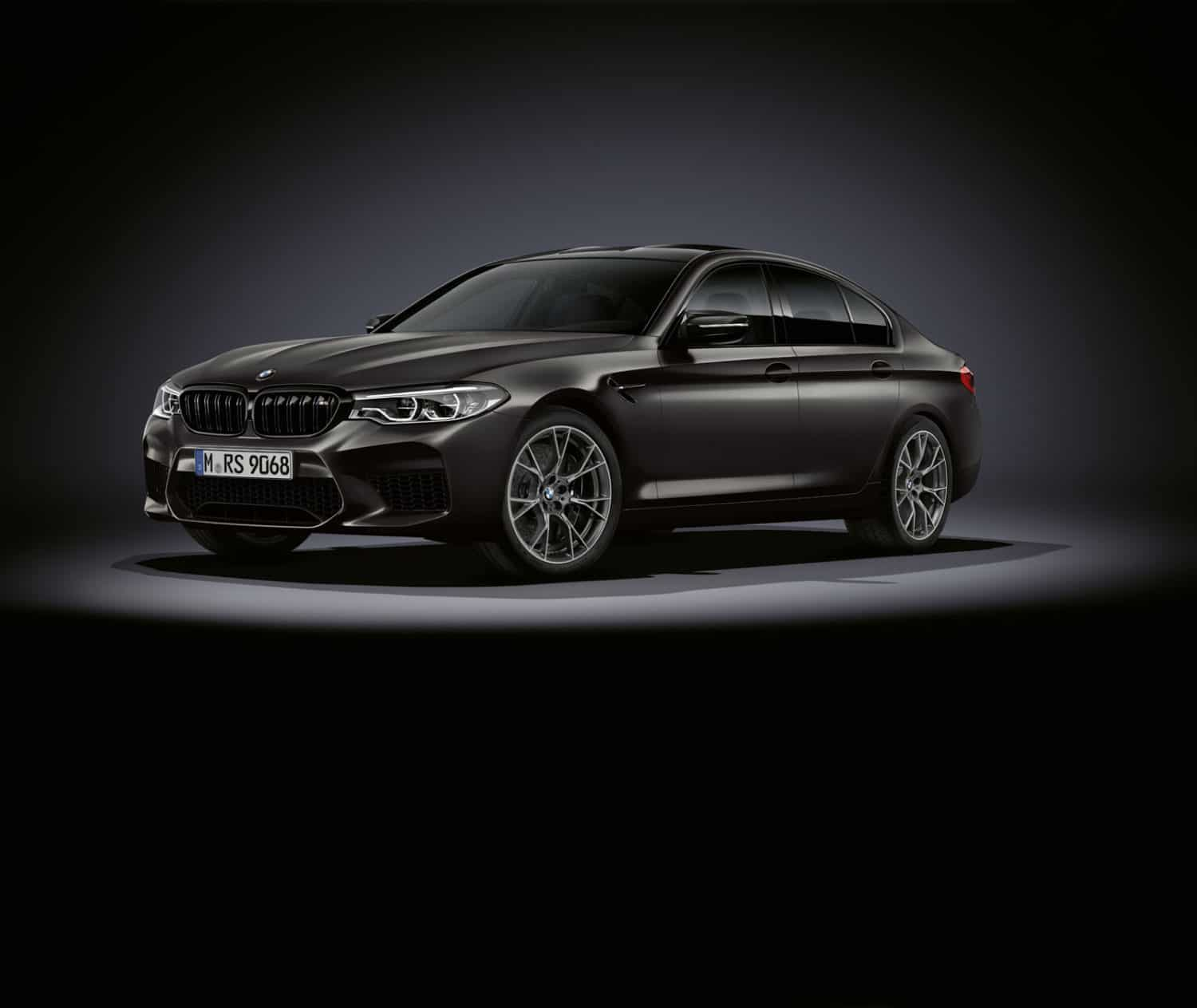BMW M5 35 Years Special Edition