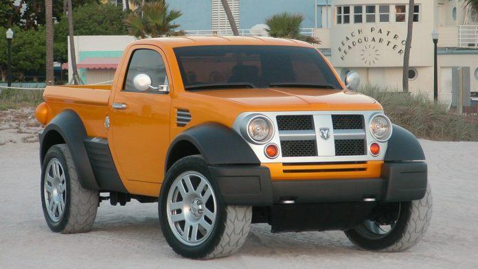 Dodge Dakota Concept