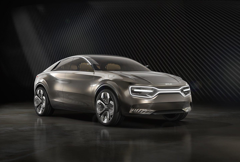 Kia 'Imagine by Kia' Electric Concept Car