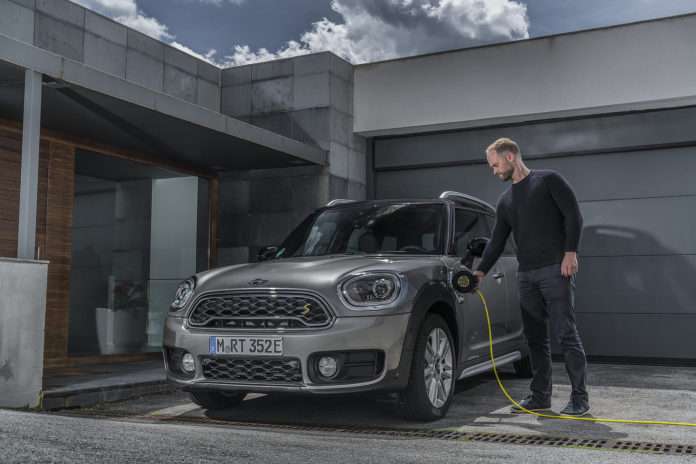 2018 MINI Cooper S E Countryman ALL4