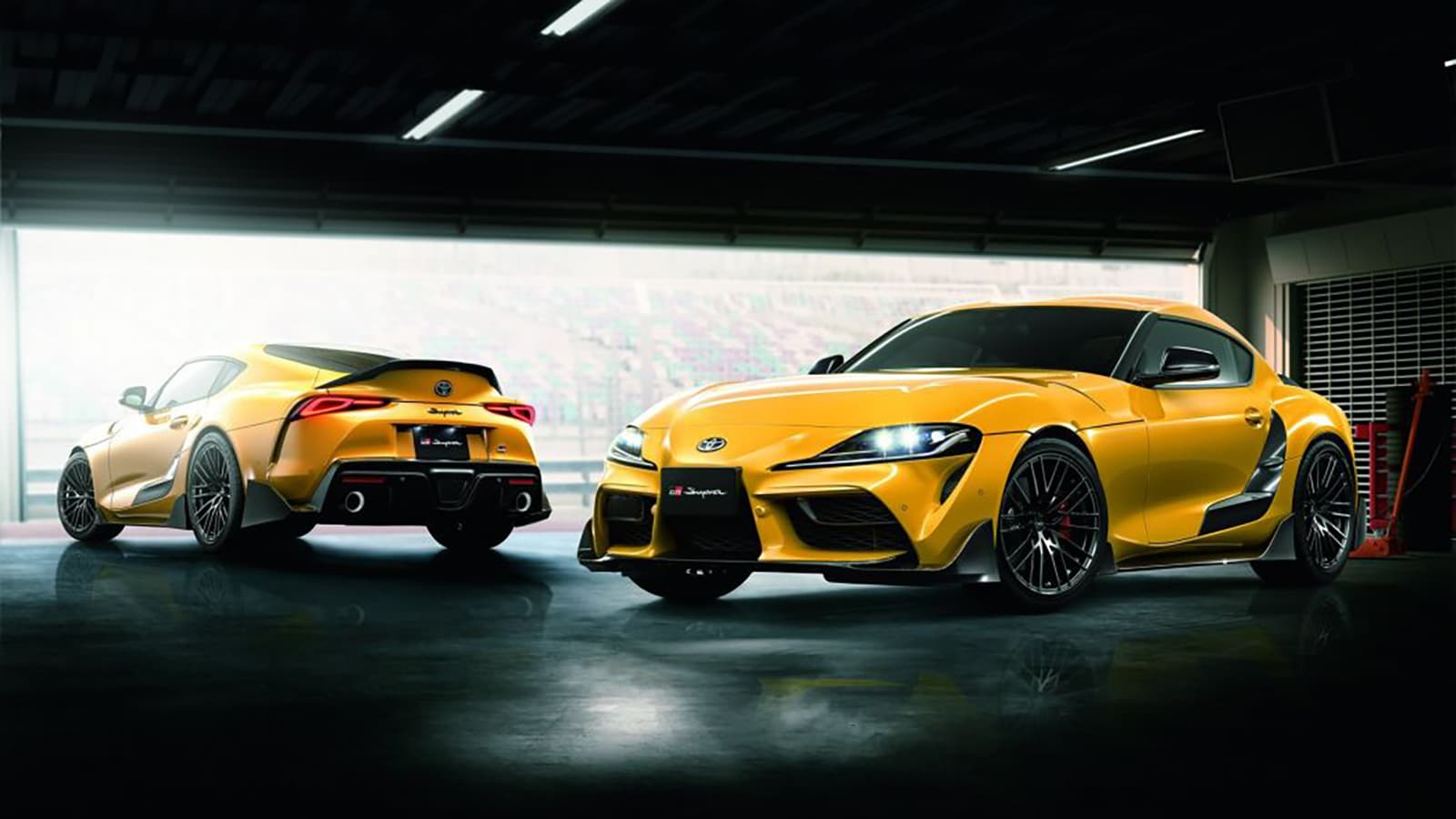 2020 Toyota Supra TRD Performance Line