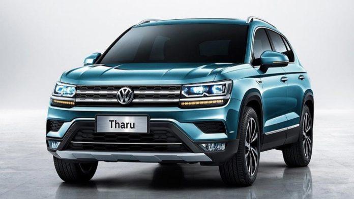 Volkswagen Tarek SUV