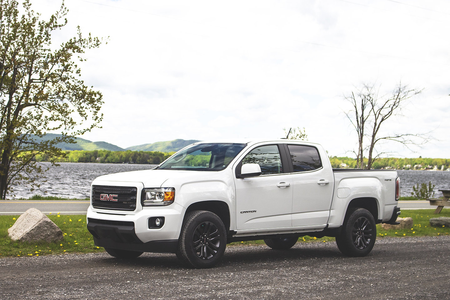 2019 Gmc Canyon Elevation First Drive Review Is This Enough To Matter Motor Illustrated