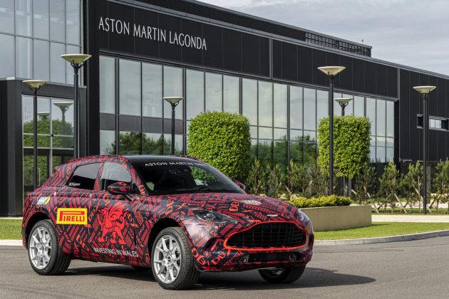 Aston Martin DBX Image