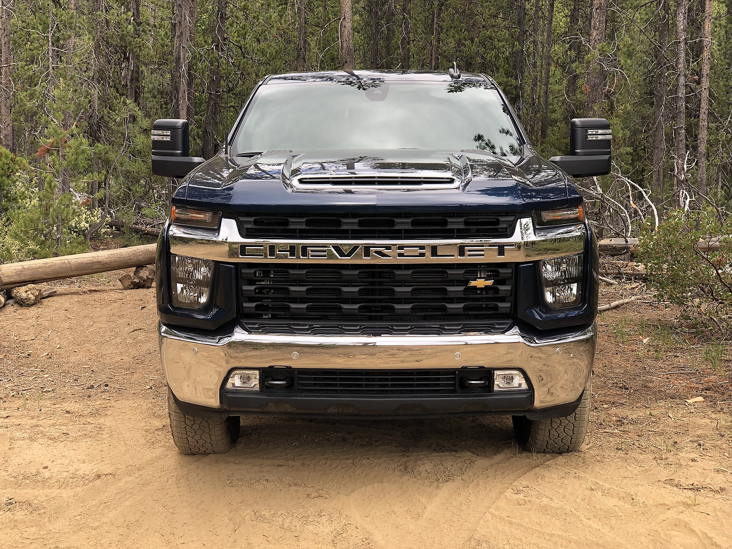 2020 Chevrolet Silverado HD First Drive Review: Never More ...
