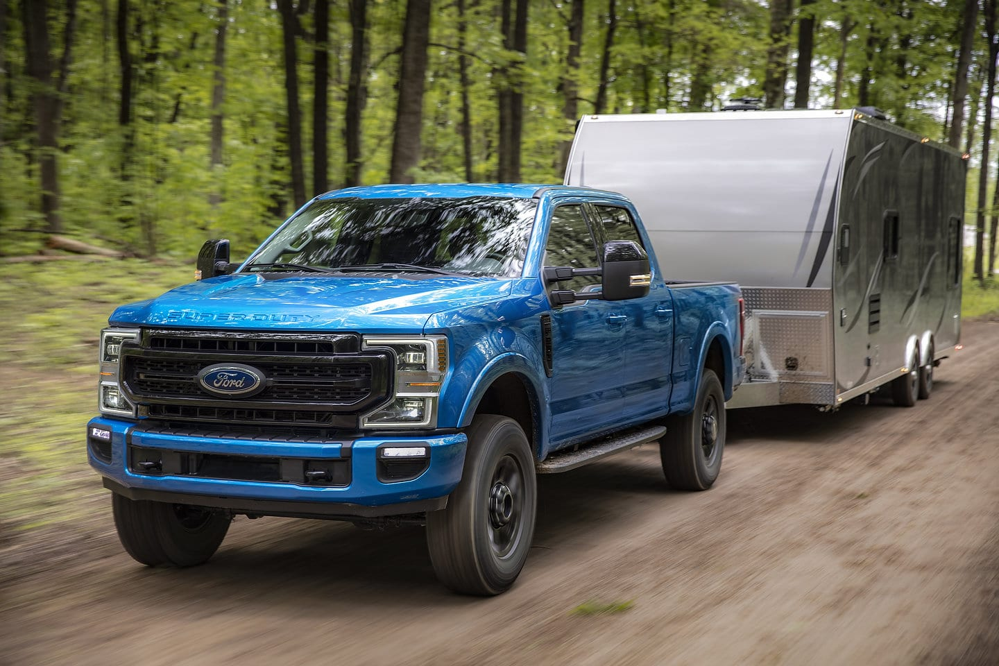 All-New 2020 Ford F-Series Super Duty Gets A Tremor Off ...