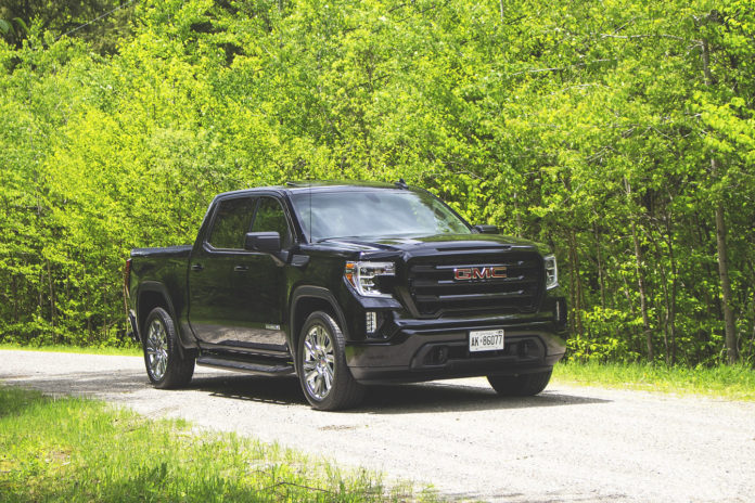 2019 GMC Sierra Elevation