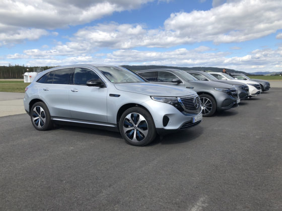 2020 Mercedes-Benz EQC Review