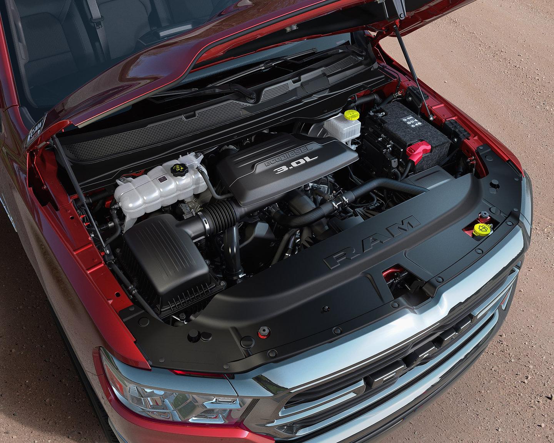 2020 Ram 1500 with EcoDiesel V6