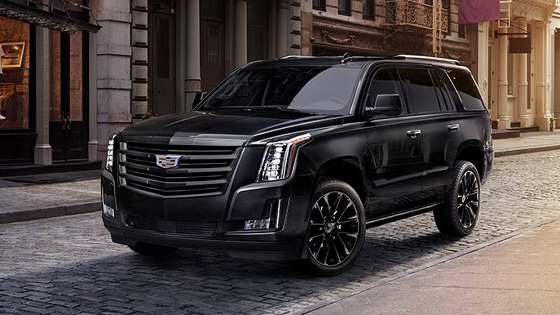 Next-Generation Cadillac Escalade Slated For 2020 Arrival ...