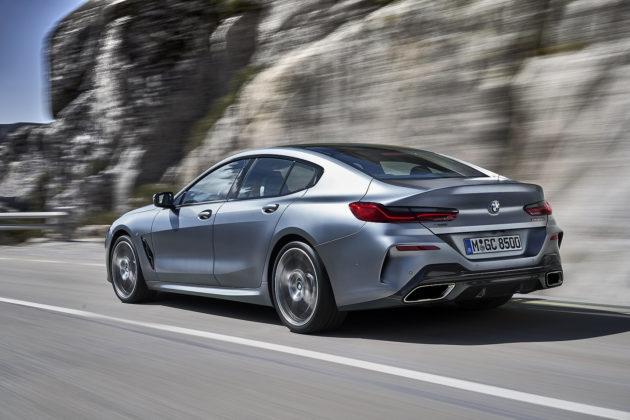 BMW 8 Series Gran Coupe