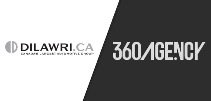Dilawri Group announces new partnership with Montreal-based 360.agency