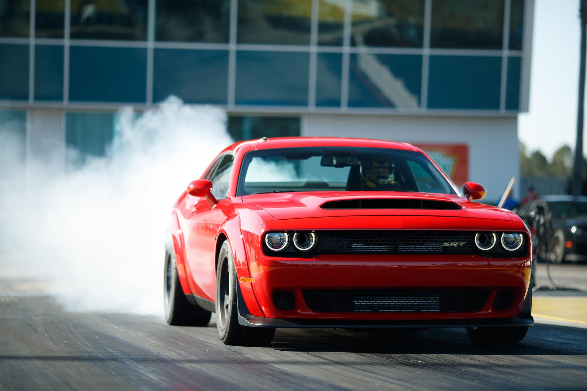Dodge Demon discontinued