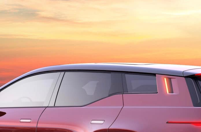 Fisker Electric SUV Third Teaser