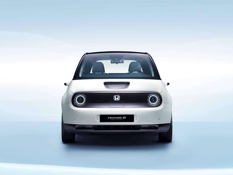 Honda e | Photo: Honda