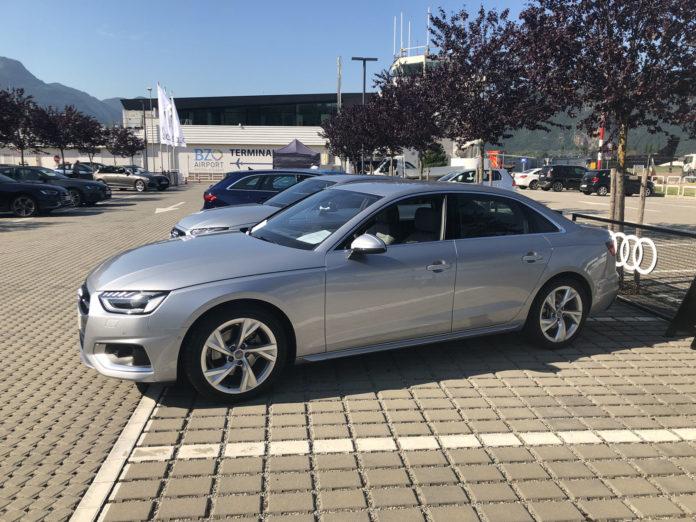 2020 Audi A4 First Drive