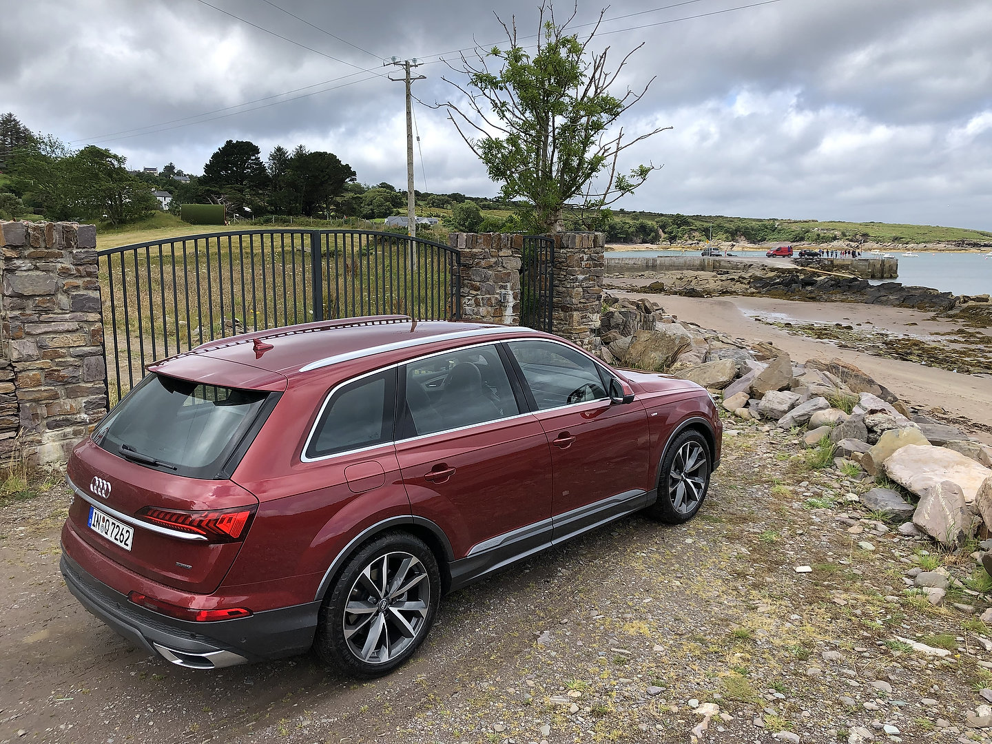 2020 Audi Q7 Review.2020 Audi Q7 First Drive Review It Wasn T Broke But They