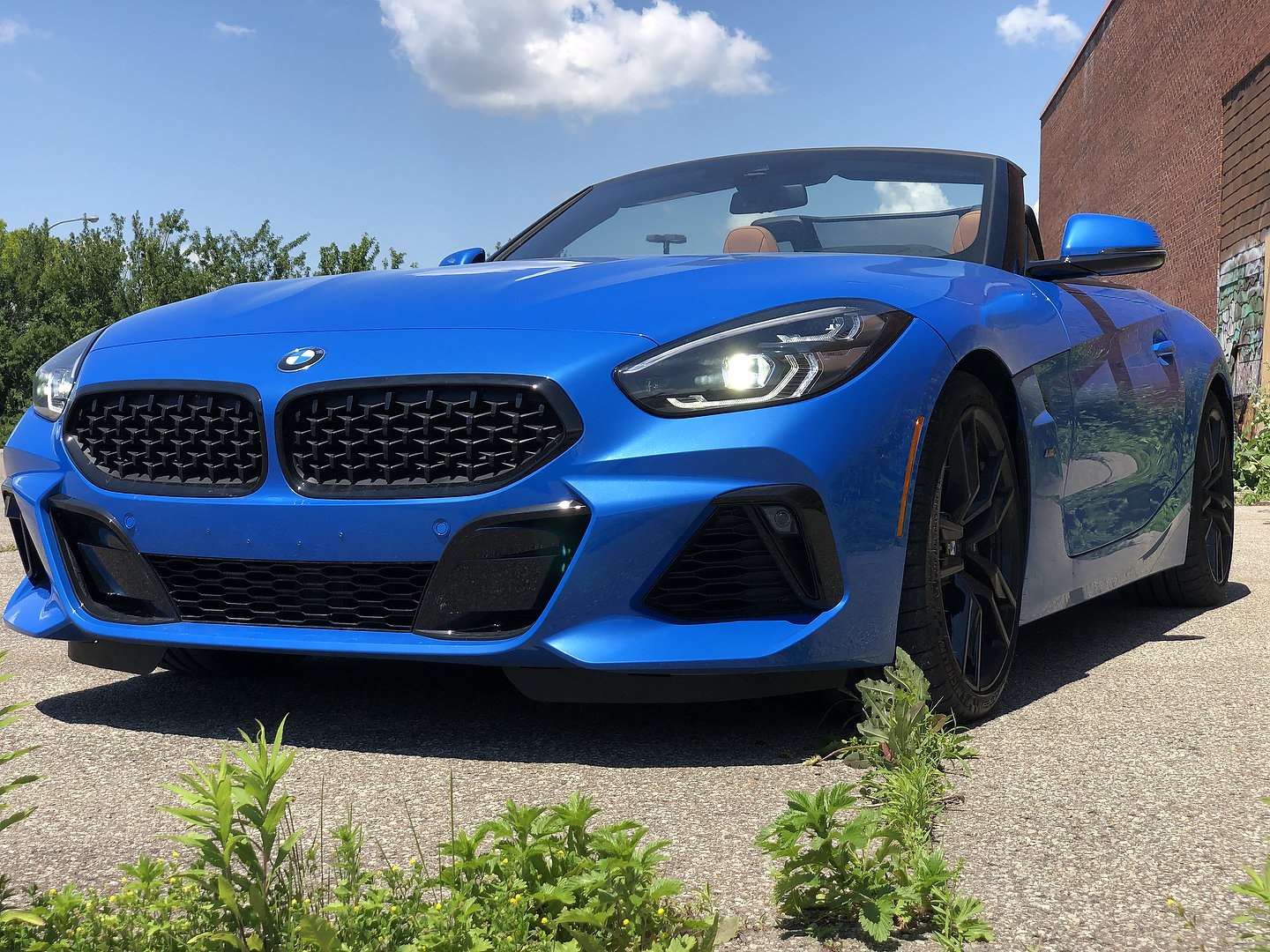 2020 Bmw Z4 M40i Review A Roadster That Behaves Like A Gt