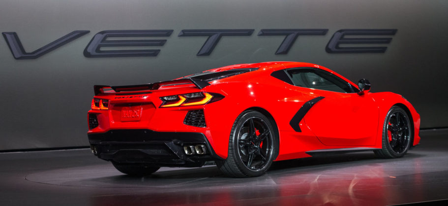 2020 Chevy Corvette C8