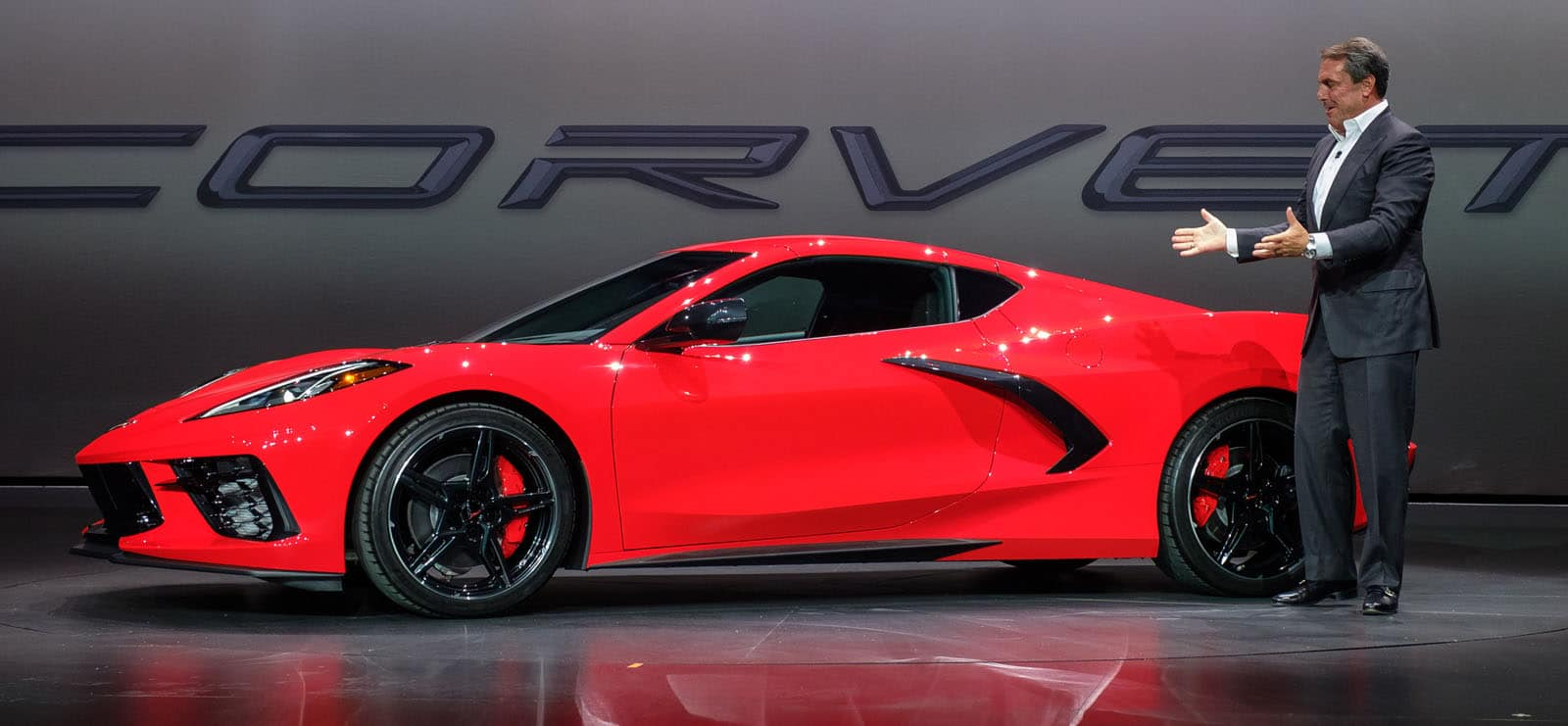 2020 Chevrolet Corvette C8: New Mid-Engined Icon Unveiled ...