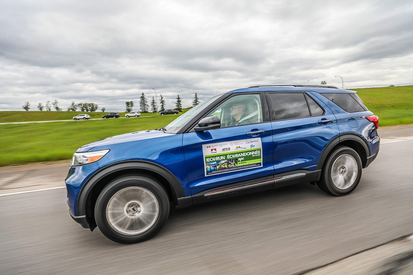 2020 Ford Explorer Hybrid Review Staying Under Ten Motor Illustrated