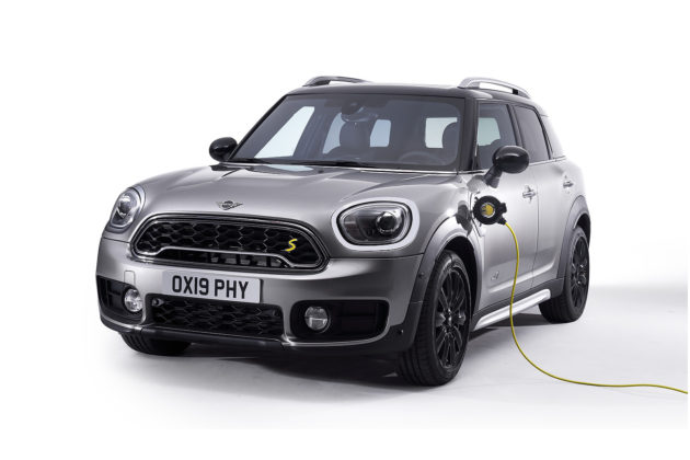 2019 MINI Cooper S E Countryman ALL4