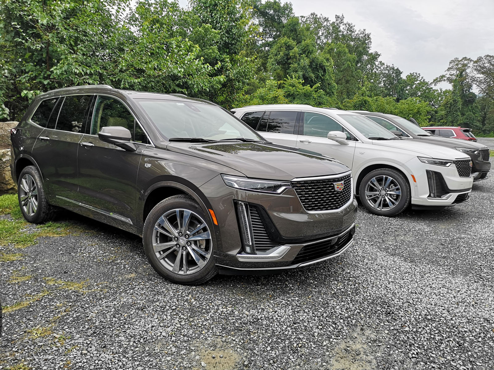 2020 Cadillac Xt6 First Drive Review Space And Tech In An