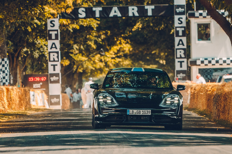 Porsche Taycan pre-order