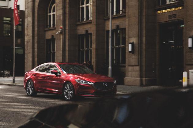 2019 Mazda6 | Photo: Mazda