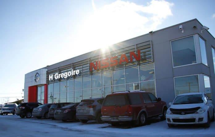 Nissan Blainville