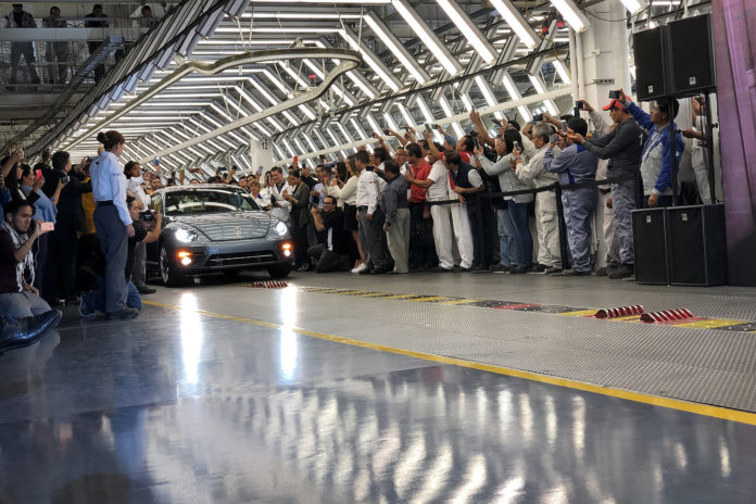 Volkswagen Beetle production ends at the Puebla plant in Mexico