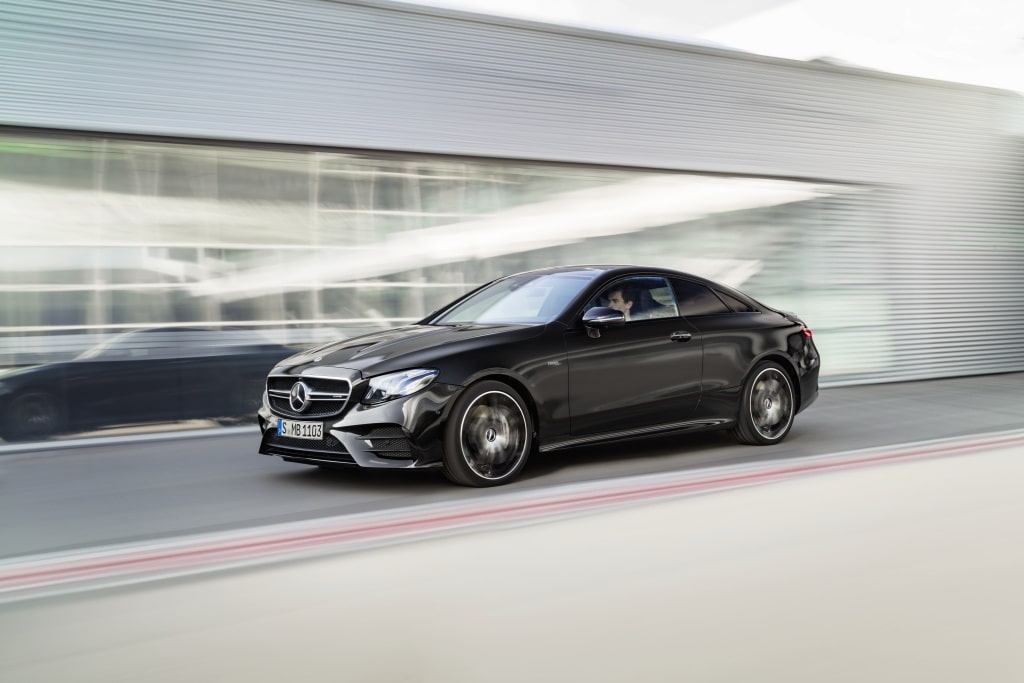 2019 Mercedes-AMG E 53 Coupe 4Matic+ Review