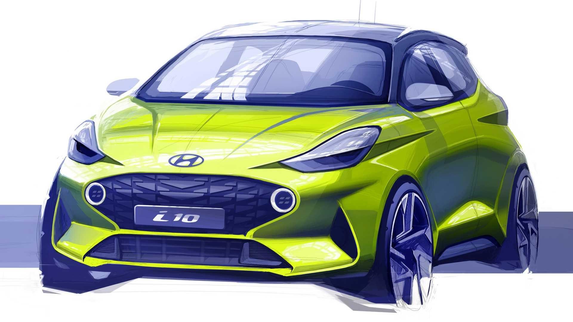 Hyundai Electric car teaser