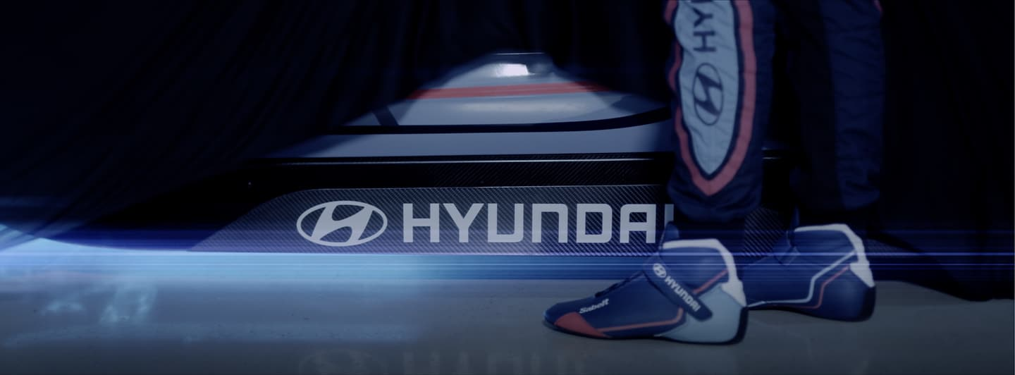 Hyundai Motorsport Goes Electric