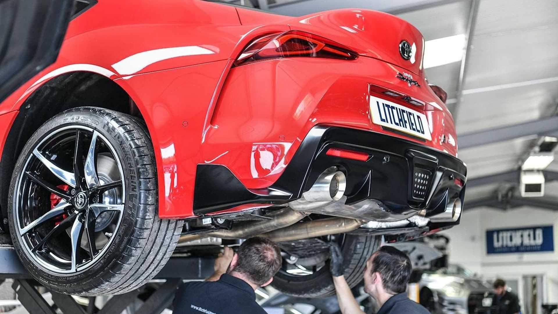Litchfield Toyota Supra