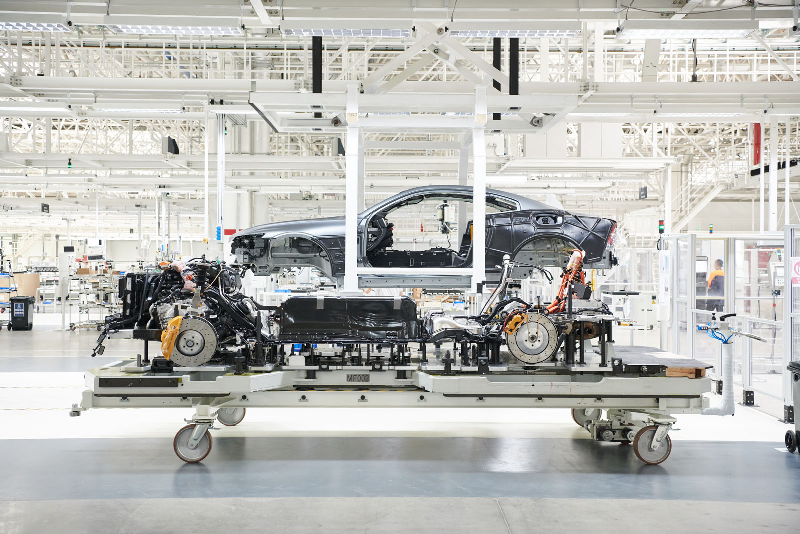 Polestar Production Centre 5