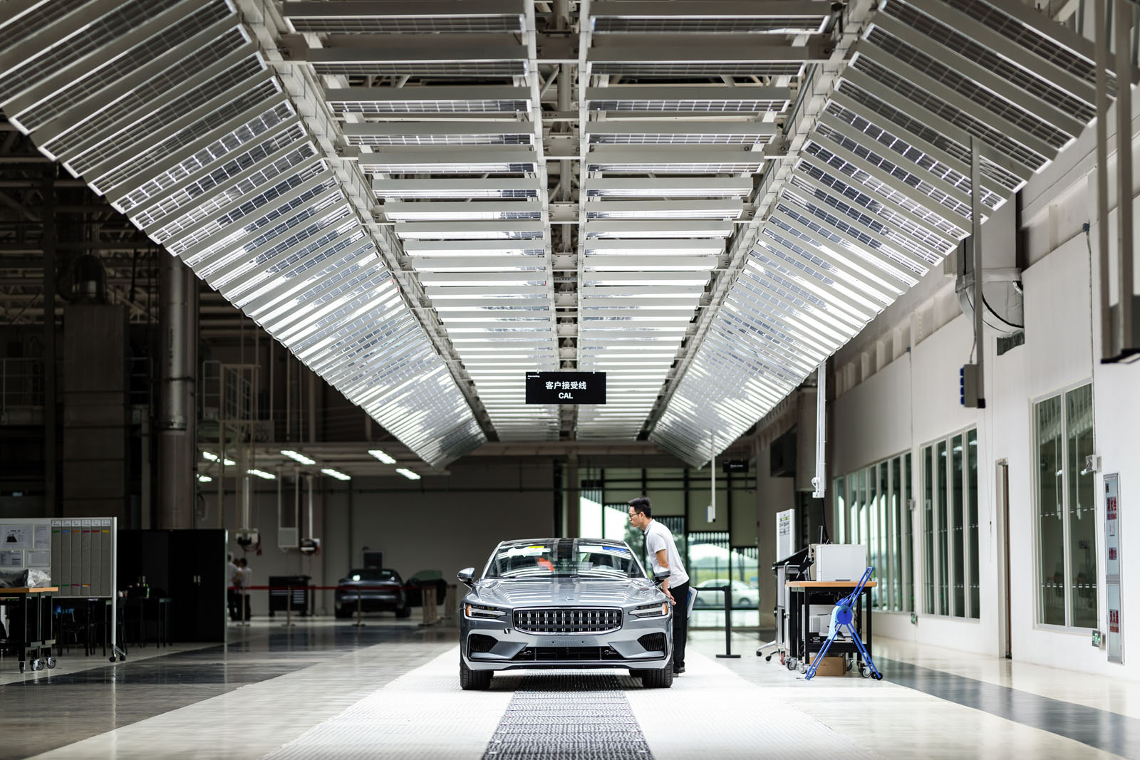 Polestar Production Centre 6