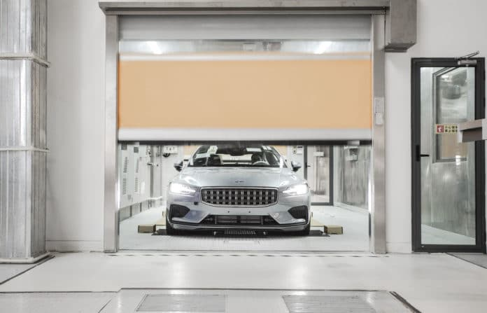 Polestar Production Centre