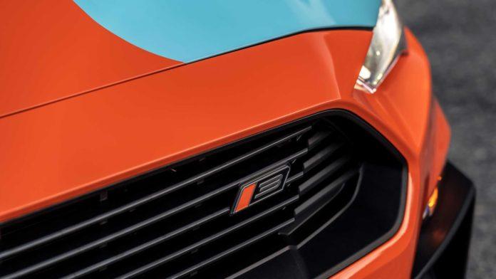 Roush Ford Mustang Monterey
