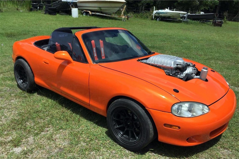 1999 Mazda MX-5 Miata Hellcat