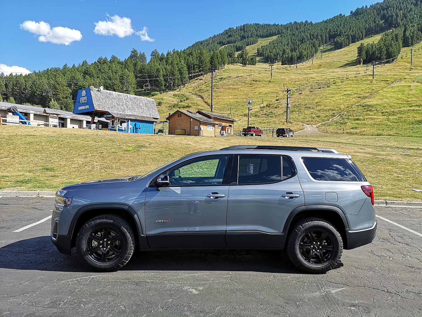 2020 GMC Acadia AT4 First Drive Review: Versatile ...