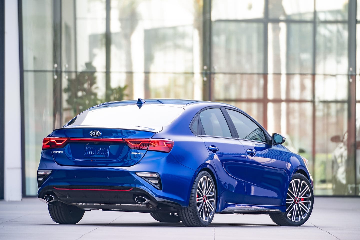 2020 Kia Forte New Model and Performance
