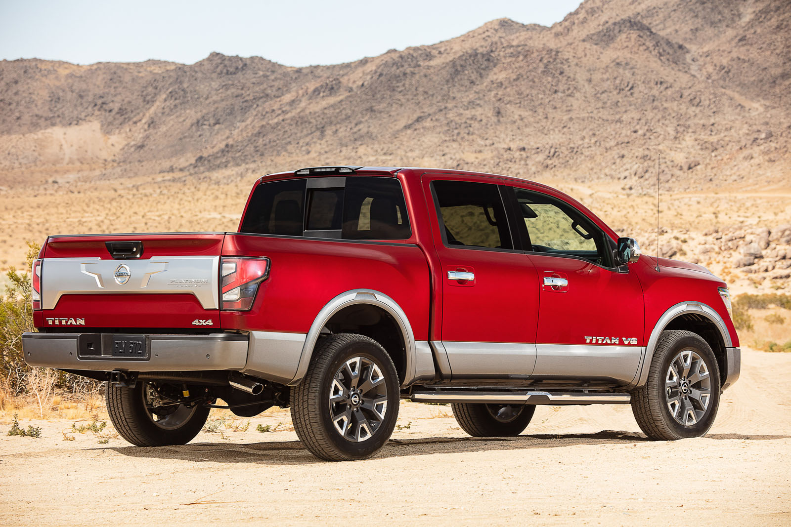 2020 nissan titan redesign updates looks and adds features