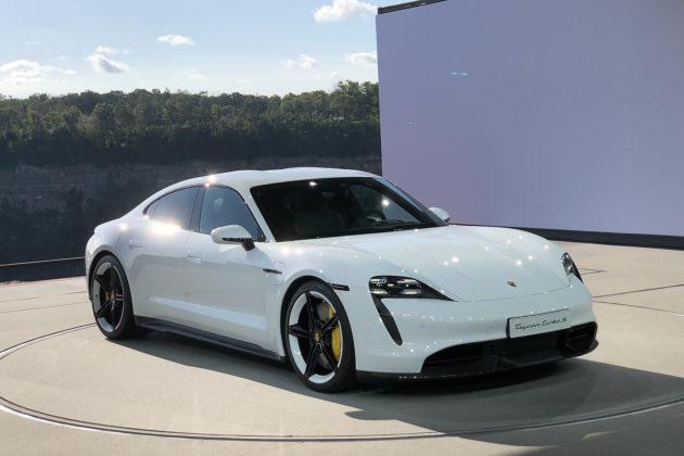 2020 Porsche Taycan in Niagara Falls